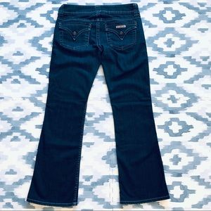 Hudson W170DHB Signature Boot Cut Jeans dark SZ 29